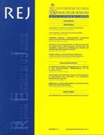 Revista de Estudios de la Justicia