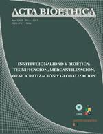 Acta Bioethica