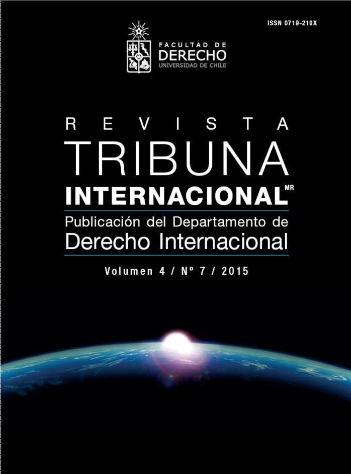 Revista Tribuna Internacional
