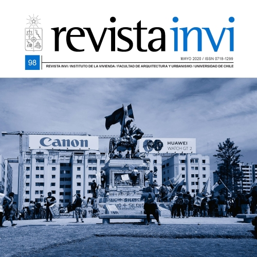 Revista INVI 98