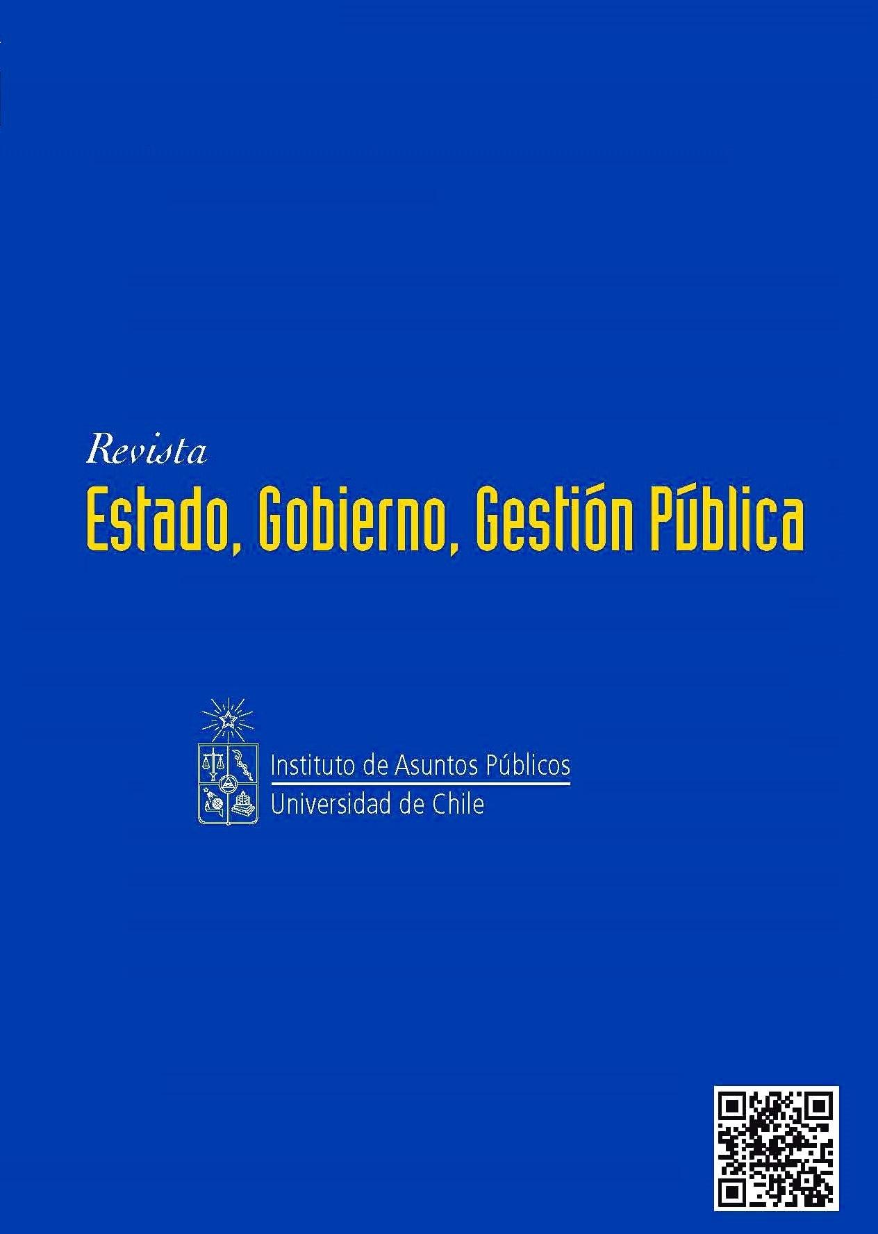 Revista Estado, Gobierno y Gestión Pública