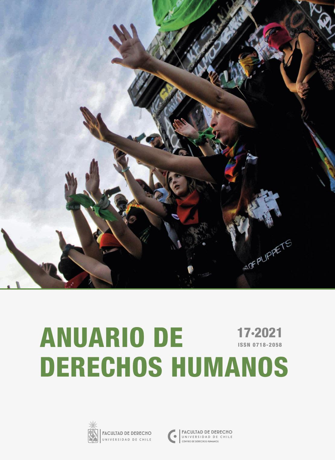 Anuario de Derechos Humanos Volumen 17 Número 1